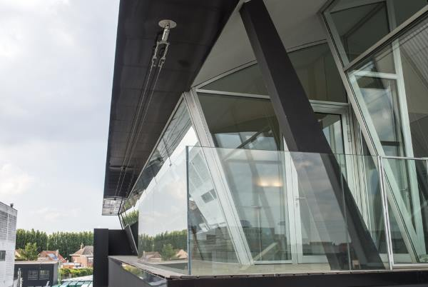 overhead linkedpro system work at height