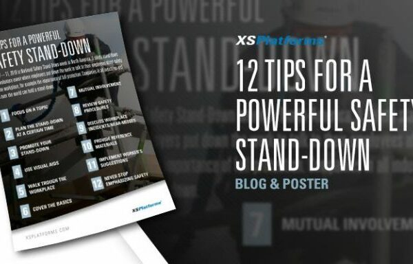 12 tips for a powerful safety stand down