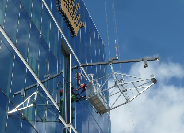 window cleaning australia work at height