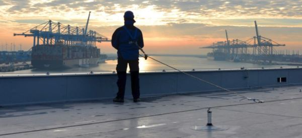 offshore roof solutions fall protection