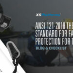 ANSI 121-2018 new standard for preventing falling tools