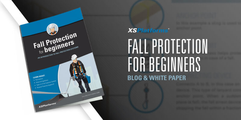 The basics of fall protection